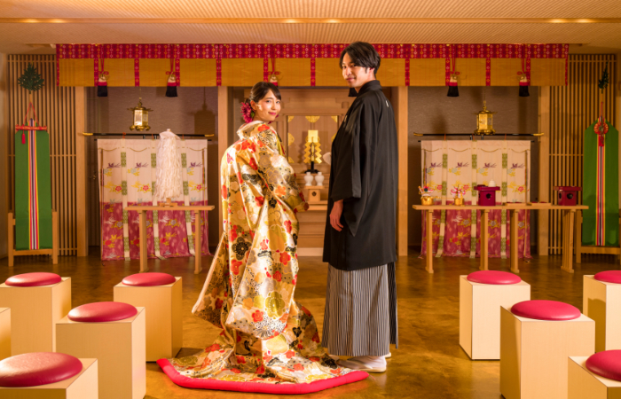【神社婚&神前式&和装人前式】和婚ウェディングフェア