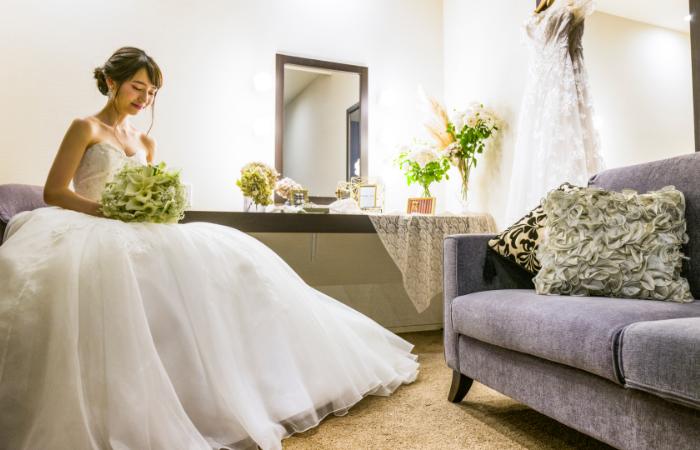 【プレ花嫁人気No.1】ドレス試着×フルコース試食×挙式体験
