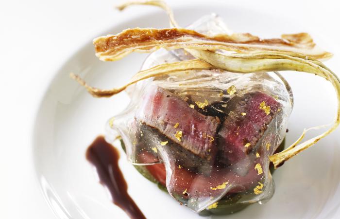 【挙式&美食体験】牛フィレ肉×銀鰈の西京焼きコース無料試食【平日開催】